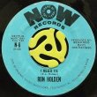 RON HOLDEN ‎- CAN YOU TALK? / I NEED YA