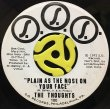 THE THOUGHTS - WALK ON BROTHER / PLAIN AS THE NOSE ON YOUR FACE
