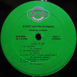Kako And His Orchestra Kako and His Orchestra Sock It To Me Latino