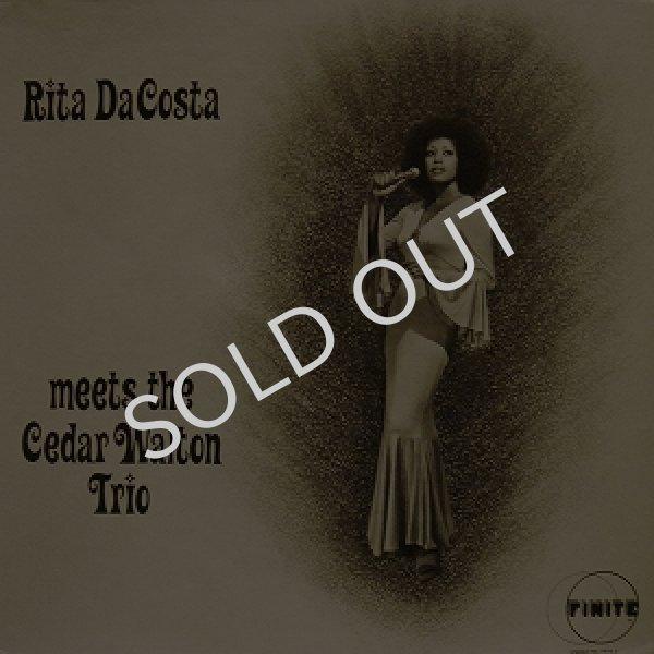 画像1: RITA DACOSTA / MEETS THE CEDAR WALTON TRIO (1)