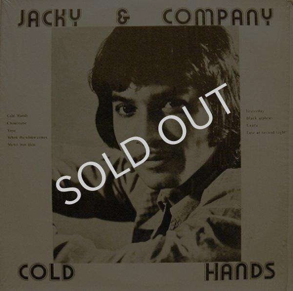 画像1: JACKY & COMPANY / COLD HANDS (1)