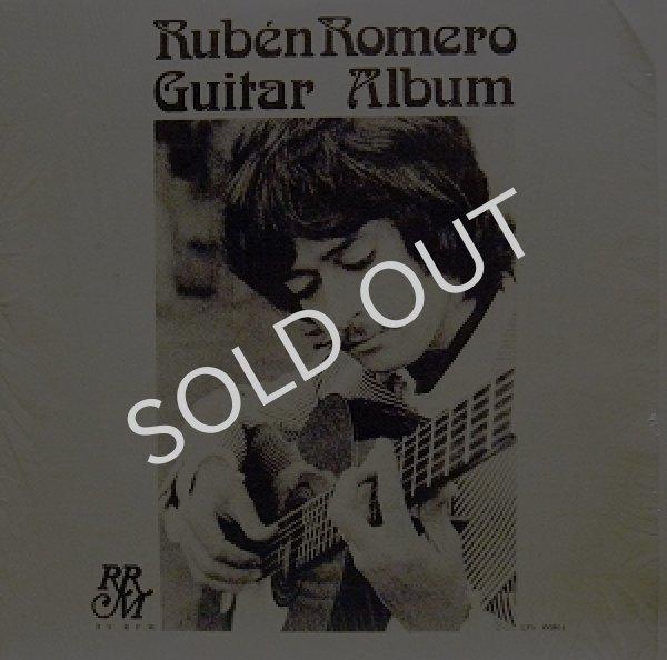 画像1: RUBEN ROMERO / GUITAR ALBUM (1)