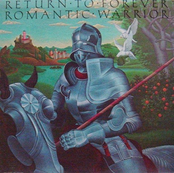 RETURN TO FOREVER / ROMANTIC WARRIOR