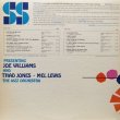 JOE WILLIAMS AND THAD JONES ・MEL LEWIS JAZZ ORCHESTRA / PRESENTING JOE WILLIAMS AND THAD JONES ・MEL LEWIS JAZZ ORCHESTRA