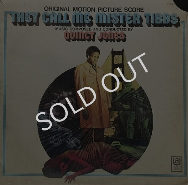 OST (QUINCY JONES) / THEY CALL ME MISTER TIBBS