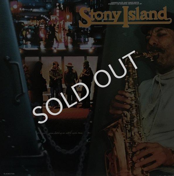 OST (THE STONY ISLAND BAND) / STONY ISLAND