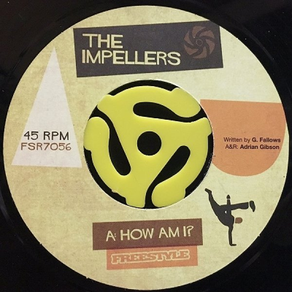 THE IMPELLERS / HOW AM A ?