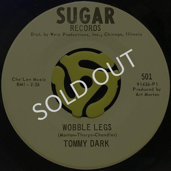 TOMMY DARK - WOBBLE LEGS / (INST.)