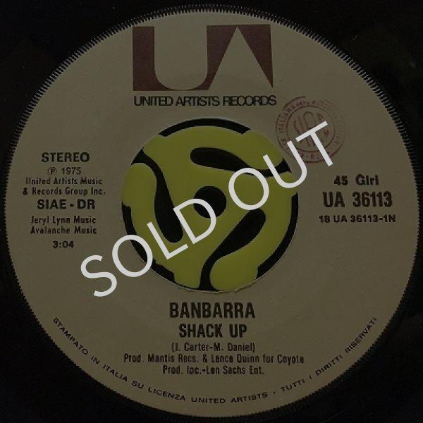 BANBARRA - SHACK UP / SHACK UP, PART II