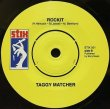 TAGGY MATCHER - THE MESSAGE / ROCK IT