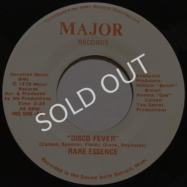 DISCO FEVER / HUFF & PUFF / MAJOR RECORDS
