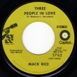 画像1: MACK RICE - THREE PEOPLE IN LOVE / BUMBLE BEE WOMAN  (1)