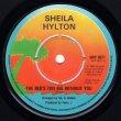 画像1: SHEILA HYLTON - THE BED'S TOO BIG WITHOUT YOU / GIVE ME YOUR LOVE  (1)