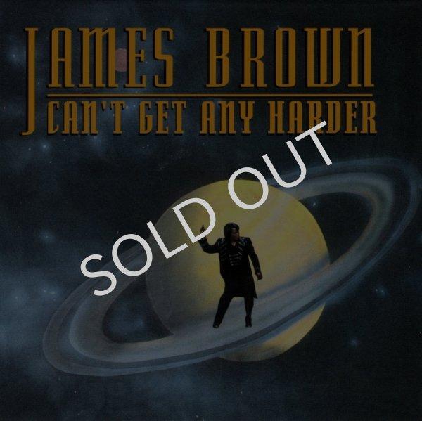 画像1: JAMES BROWN - CAN'T GET ANY HARDER (RADIO MIX) / CAN'T GET ANY HARDER (C&C / LEADERS OF THE NEW SCHOOL MIX)  (1)