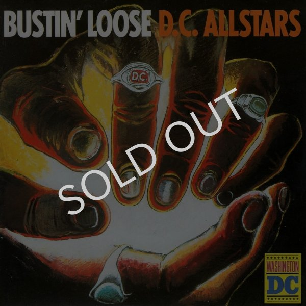 画像1: D.C. ALLSTARS - BUSTIN' LOOSE (RADIO THANG) / BUSTIN' LOOSE (OTHER THANG)  (1)