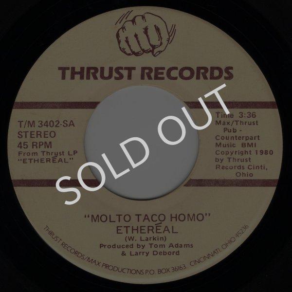 画像1: ETHEREAL - MOLTO TACO HOMO / WHO PUT THE FUNK IN MY TRUNK  (1)