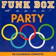 画像1: THE MASTERDON COMMITTEE - FUNKBOX PARTY / FUNKBOX PARTY (INSTRUMENTAL)  (1)