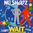 画像1: NU SHOOZ - I CAN'T WAIT / MAKE YOUR MIND UP  (1)