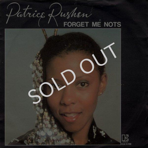 画像1: PATRICE RUSHEN - FORGET ME NOTS / (SHE WILL) TAKE YOU DOWN TO LOVE  (1)
