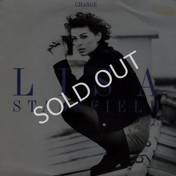 画像1: LISA STANSFIELD - CHANGE / A LITTLE MORE LOVE  (1)