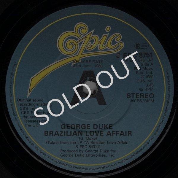 画像1: GEORGE DUKE - BRAZILIAN LOVE AFFAIR / SUMMER BREEZIN'  (1)