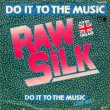 画像1: RAW SILK - DO IT TO THE MUSIC ‎/ DO IT TO THE MUSIC (DUB MIX)  (1)