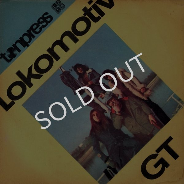 画像1: LOKOMOTIV GT (LOCOMOTIV GT) - ROCK YOURSELF / SERENADA-BLUES  (1)