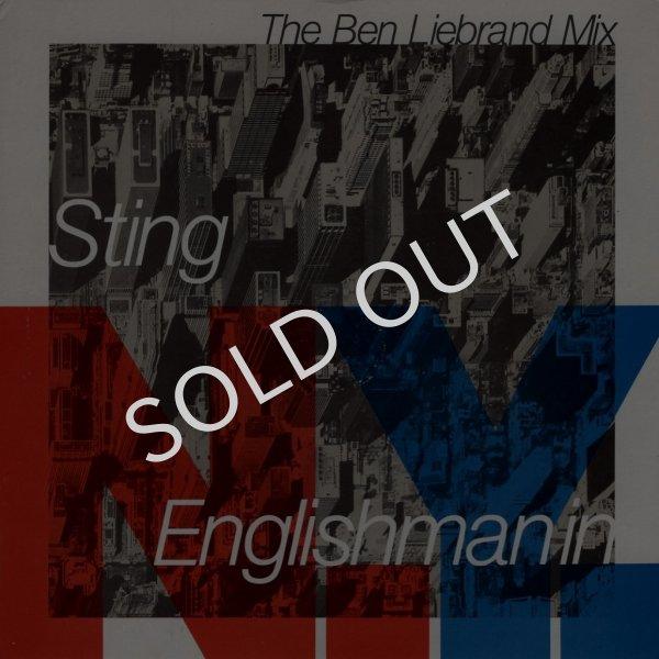 画像1: STING - ENGLISHMAN IN NEW YORK (THE BEN LIEBRAND MIX) / IF YOU LOVE SOMEBODY SET THEM FREE  (1)