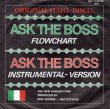 画像1: FLOWCHART - ASK THE BASS / ASK THE BOSS (INSTRUMENTAL VERSION)  (1)