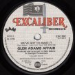 画像2: GLEN ADAMS AFFAIR ‎- JUST A GROOVE / WE'VE GOT TO MAKE IT  (2)