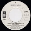 画像2: MICA PARIS - YOUNG SOUL REBELS (EDIT) / YOUNG SOUL REBELS (ORIGINAL VERSION)  (2)