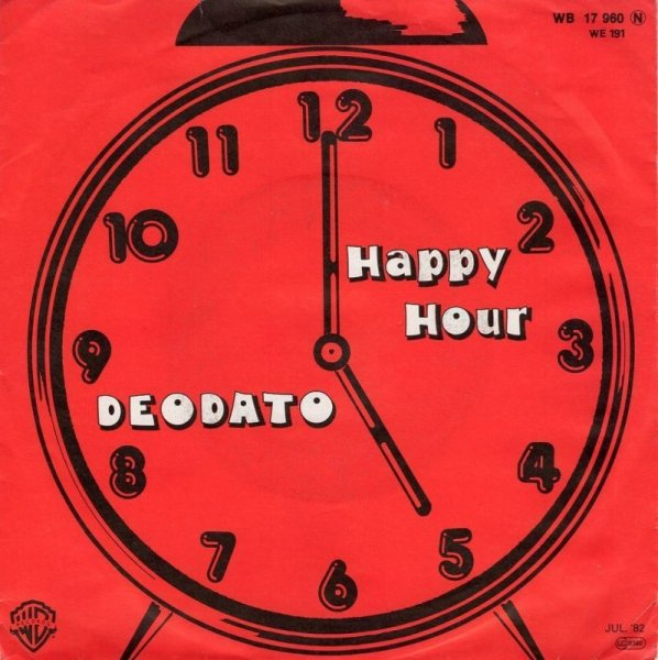 画像1: DEODATO - HAPPY HOUR / SWEET MAGIC  (1)