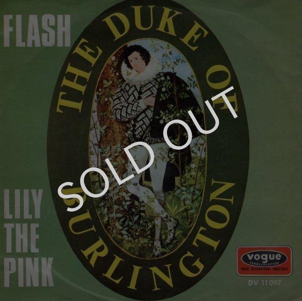 画像1: THE DUKE OF BURLINGTON - FLASH / LILY THE PINK  (1)