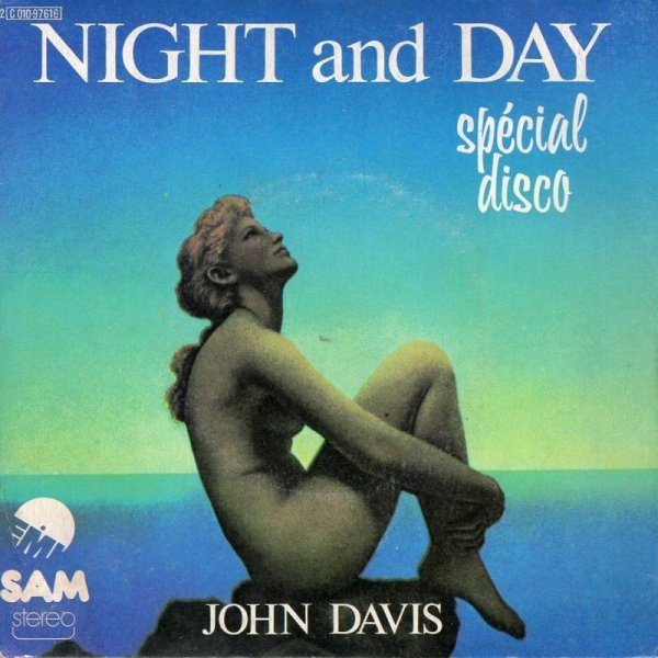 画像1: JOHN DAVIS AND THE MONSTER ORCHESTRA - NIGHT AND DAY (PART I) / NIGHT AND DAY (DISCO VERSION)  (1)