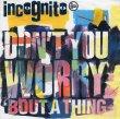 画像1: INCOGNITO - DON'T YOU WORRY 'BOUT A THING (EDIT) / COLIBRI (REMIX)  (1)