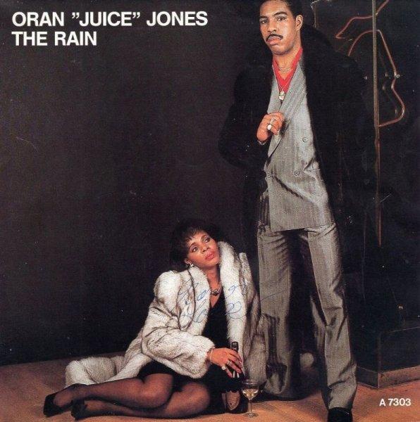 """画像1: ORAN """"JUICE"""" JONES - THE RAIN (SHORT VERSION) / YOUR SONG  (1)"""