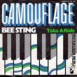 画像1: CAMOUFLAGE - BEE STING / TAKE A RIDE  (1)
