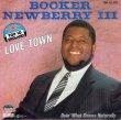 画像1: BOOKER NEWBERRY III - LOVE TOWN / DOIN' WHAT COMES NATURALLY  (1)