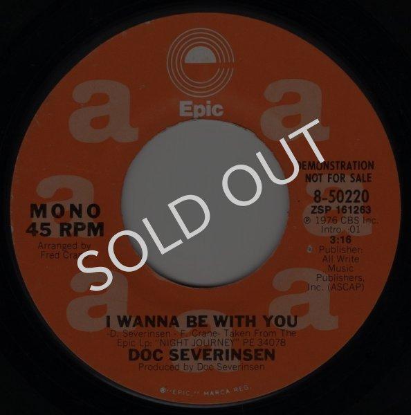 画像1: DOC SEVERINSEN - I WANNA BE WITH YOU (MONO) / I WANNA BE WITH YOU (STEREO)  (1)