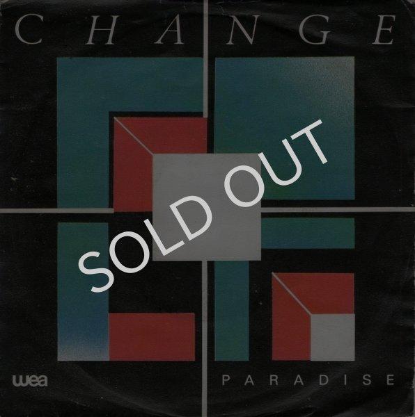 画像1: CHANGE - PARADISE / YOUR MOVE  (1)