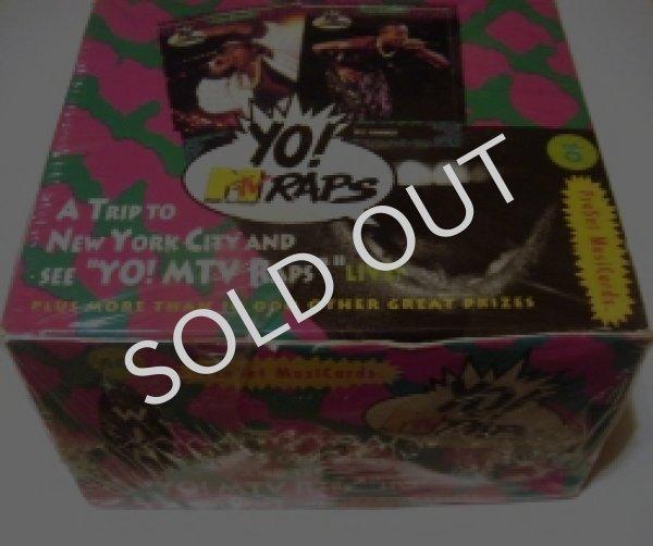 画像1: YO ! MTV RAPS CARDS (1)