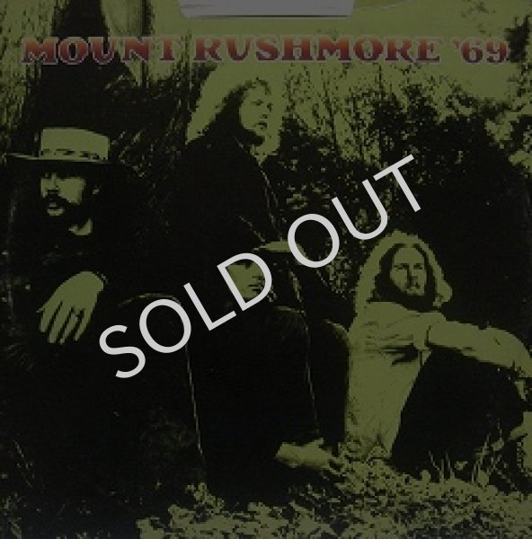 画像1: MOUNT RUSHMORE / '69 (1)