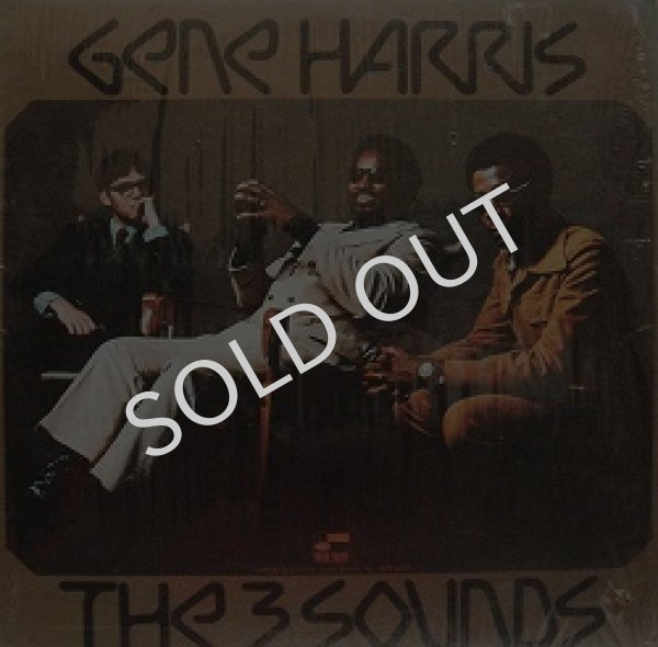 画像1: GENE HARRIS & THE 3 SOUNDS / GENE HARRIS & THE 3 SOUNDS (1)