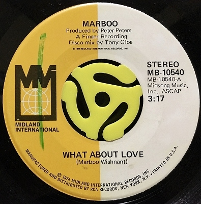 marboo what about love midland international us 7